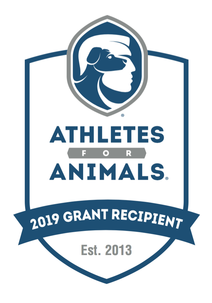 2019 athletes for animals