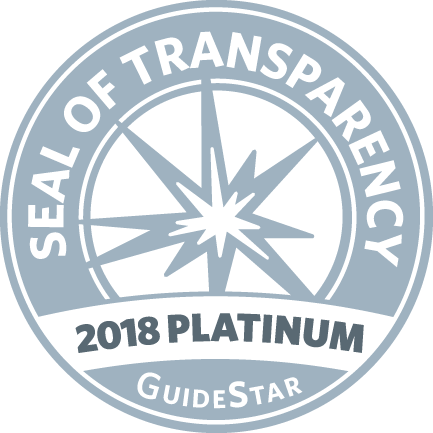 Guildstar Seal of Transparency Platinum 2018